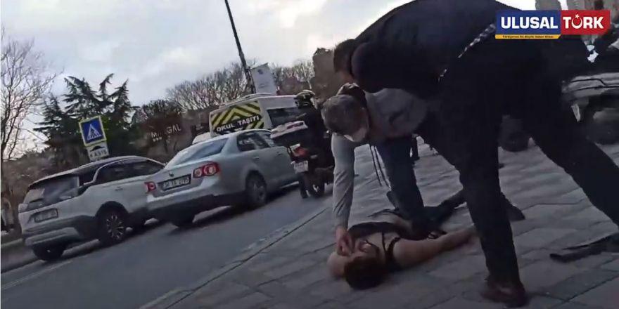 Bahçeşehir'de husumetli 2 grup arasında silahlı çatışma