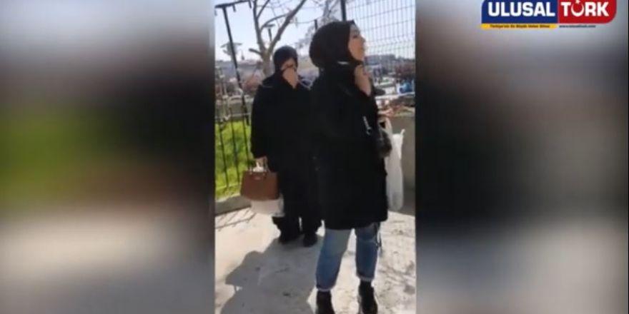 Üsküdar'da kadınlar ile camii tartışması