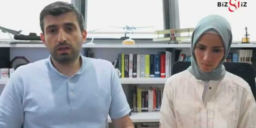 Selçuk ve Sümeyye Bayraktar,15 Temmuz gecesini anlattı