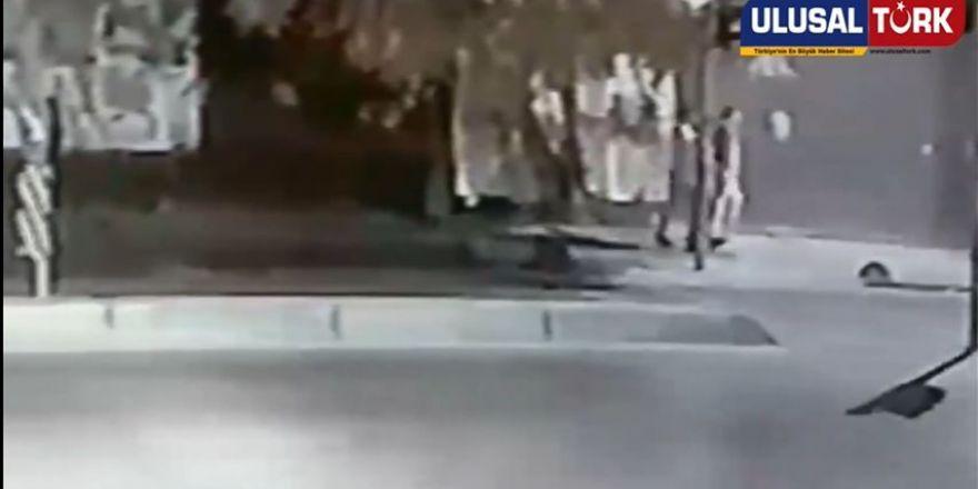 Zeytinburnun'da Suriyeli Gençlere Balkondan Kurşun Yağdırdı