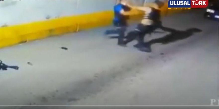 Şırnak'ta kavga eden polis ve bekçi görevlerinden uzaklaştırıldı.